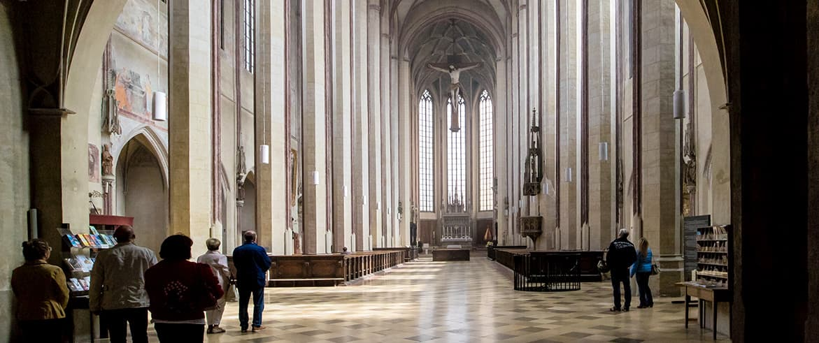 St Martin Landshut Gottesdienste